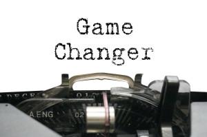 Game Changer Stockphoto