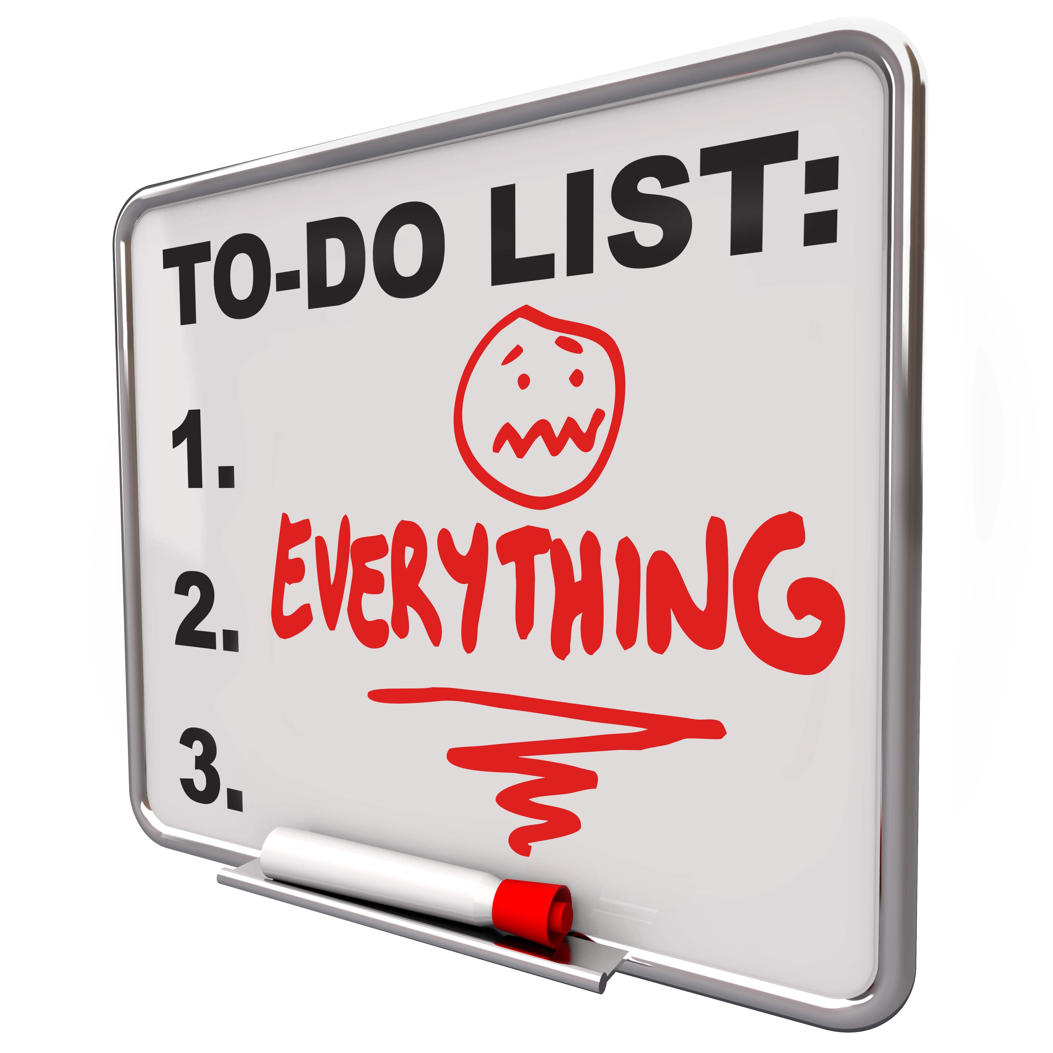 To do - everything Shutterstock